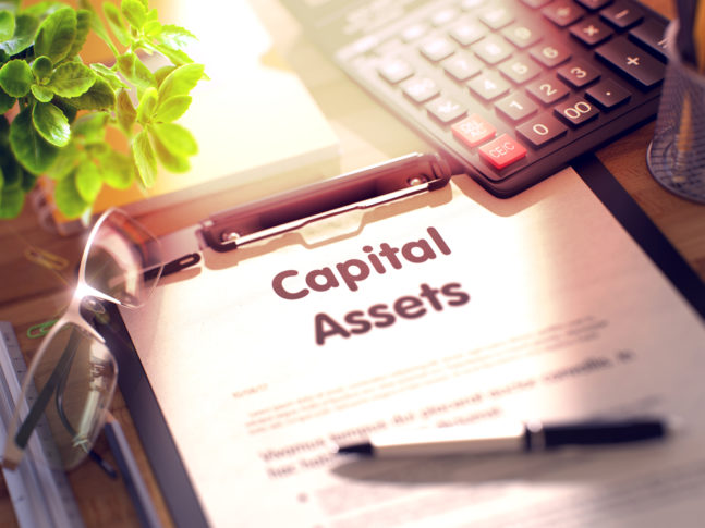 capital asset and ordinary income A capital gain is realized when a capital asset is sold or exchanged at a price higher than its basis for those in the top 396 percent bracket for ordinary income, the rate is 20 percent short-term capital gains are taxed at the same rate as ordinary income.